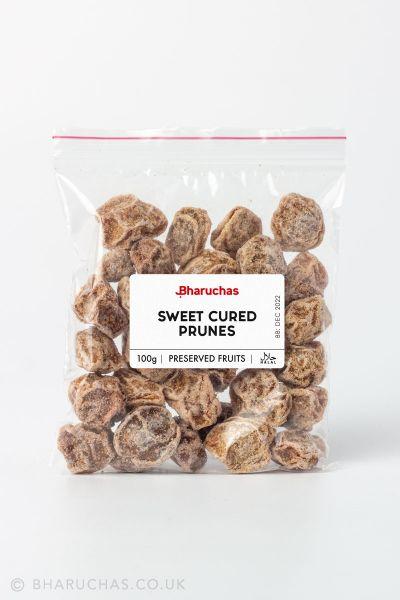 Sweet Cured Prunes (100g)