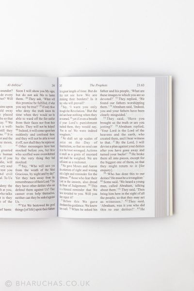 The Quran in English (Pocket Size)