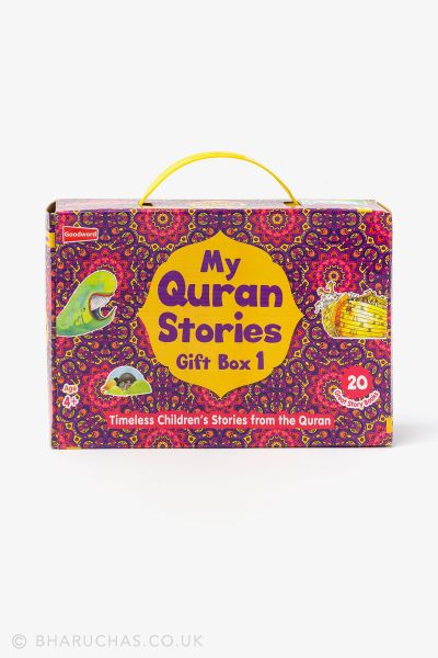 My Quran Stories Gift Box 1
