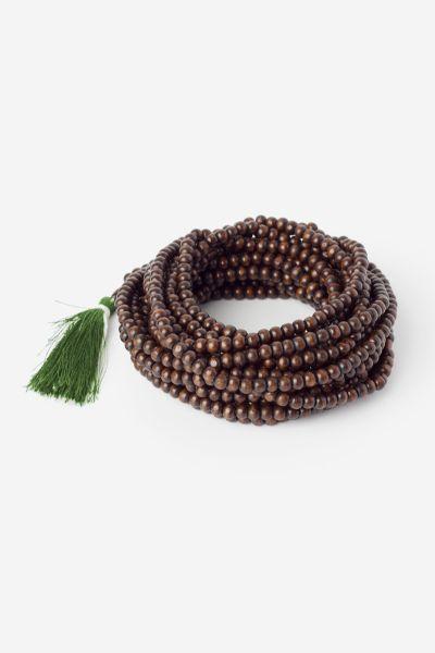 500 Beads Tasbih (Dark Wood)