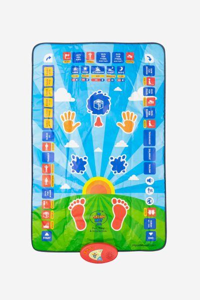 My Salah Mat - Interactive Kids Prayer Mat