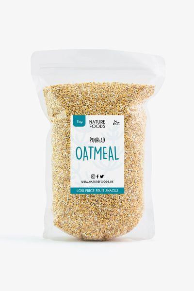 Haleem Oats - Pinhead Oatmeal (1kg)
