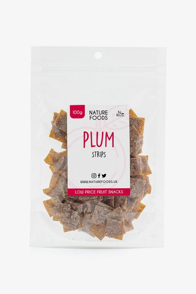Plum Strips (100g)