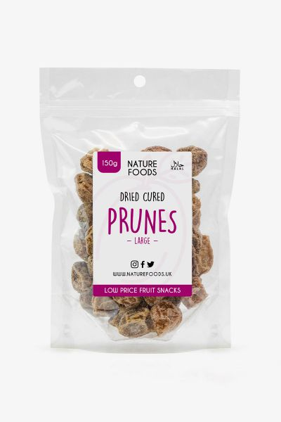 Dried Cured Prunes - Large (150g)