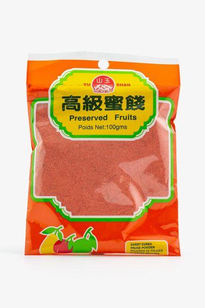 Red Sweet Cured Prune Powder (100g)